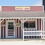 Frontier Town Western Theme Park Berlin MD outside Ocean City MD Sweet Shop