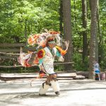 Native American Dancing Show Berlin MD